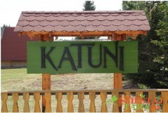 Katuni - vikendice na Tari
