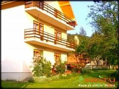 Kuća za odmor JEZERA - apartmani na Tari