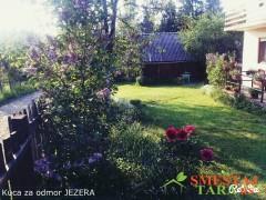 Kuća za odmor JEZERA